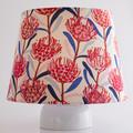 Waratah Print Lamp Shade – 33cm