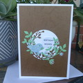 BIRTHDAY CARD - (FREE POSTAGE)