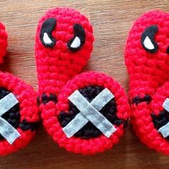Deadpool Super Snails