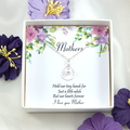 Necklace For Mother,Mothers Day Gift,Jewellery For Mum Choose your pearl colour