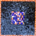 Smalti mosaic. Abstract Wall Art.