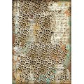 Rice Paper - Decoupage - 1 x A4 Size Sheet - Texture