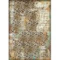 Rice Paper - Decoupage - 1 x A4 Size Sheet - Texture
