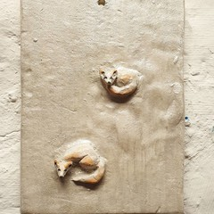 Wall Art - Fox Love