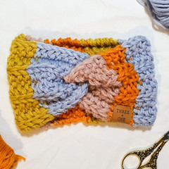 Reserved for Stef - EARWARMER - Infant 6 to 12 months - Various Colours