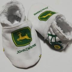 John Deere soft soled shoe