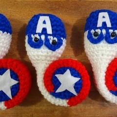 Captain America Super Snails