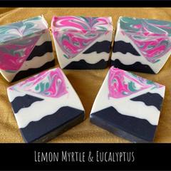 Hand Made Soap - Lemon Myrtle & Eucalyptus