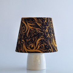 Golden Flame - 19cm