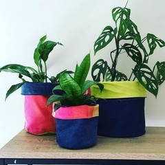 RAINBOW Recycled Pot Cover