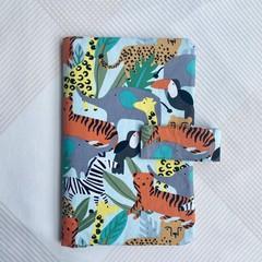Safari Nappy Wallet / Nappy Clutch