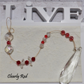 'Tiger-tail' Suncatchers - 'Clearly' Series