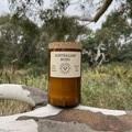 Australian Bush Beer Bottle Candle