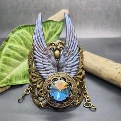 Phoenix Rising Cuff