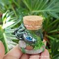Little Dragon Jar Guardian