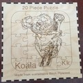 Koala Jigsaw Puzzle - 20 Pieces