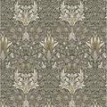 Free Spirit Merton Morris & Co Snakehead in Taupe  100% Cotton Patchwork Fabric