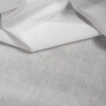 Woven Iron-on White Interfacing Stabiliser by the metre