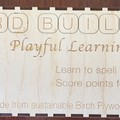 Word Builder - Learn to spell - Playful Learning