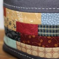 Fabric Basket Bucket Organiser Bowl Pod Pouch