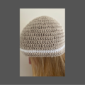 Crochet unisex beanies