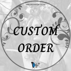 CUSTOM ORDER - For Mermaid Kali