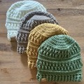 BORN TO RUN BEANIE - ADULT - SMALL -VARIOUS COLOURS