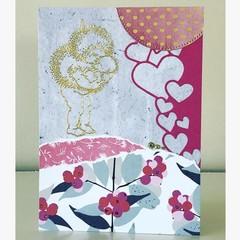 Gumnut baby card