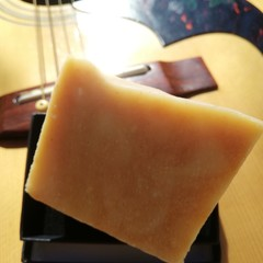 You Are My Sunshine Lemon Myrtyle and Oat Milk Soap