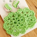 Crochet Dangle Boho Earrings FREE POST