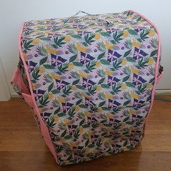 Home made Fabric Cover suits Thermomix TM5 / Kogan Air Fryer