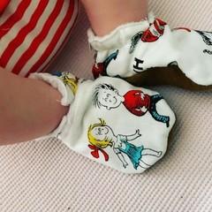Dr Seuss  soft soled shoe