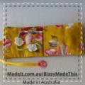 Fabric Jewellery Roll