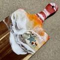 Resin Art Cheese Platter Board | Ocean Serving Board | Wooden Chopping Board