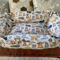 Deluxe Cosy Cat Bed