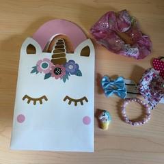 Unicorn Gift Bag Set