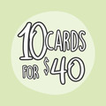 8 Greeting Card Value Pack