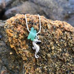 Seahorse Pier Necklace