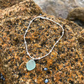 Seafoam Shores Seashore Ball Bracelet