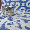 Holey Moley - Stunning sterling silver ring