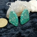 Gorgeous Amazonite Dangle Earrings!
