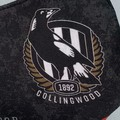 Cotton Face Mask - Collingwood Magpies