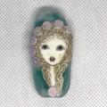 Handmade Glass Bead Lampwork Wearable Art