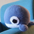 Ocean Creature Soft Toy, Whale Soft Toy, Whale Amigurumi, Whales Gifts, Keychain