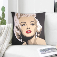 Marilyn Monroe Classic style. Cushion Covers 45cm x 45cm (FREE DELIVERY)