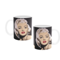 Marilyn Monroe Classic Style. Coffee Cup. Free Delivery