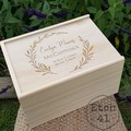 Personalised Memory Box ~ More Designs Available