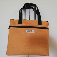 Ipad/Tablet Bag – Handbag – Gold