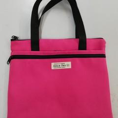 Ipad/Tablet Bag – Handbag – Hot Pink