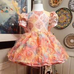 Custom dress for Katie